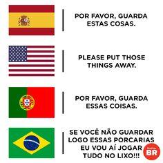 ideas for memes brasileiros mae Memes In Real Life, Great Memes, Relationship Memes, Funny Puns, School Humor, Just Smile, Work Humor, Bts Memes, Memes Humor