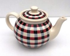 Beautiful Vintage Villeroy & Boch Tea Pot / Teapot  'Glasgow 'Design 1940's / 1950's