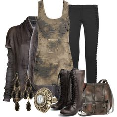 Apocalypse, created by ljjenness on Polyvore