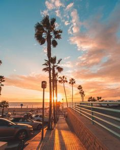 Los Angeles, California by Debodoes California Dreamin', Los Angeles California, California Camping, Places To Travel, Places To Visit, Dream City, Sunset Beach, Venice Beach, Travel Inspiration
