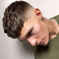 cool mens haircuts 2018