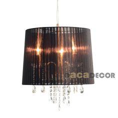 Μοντέρνο Φωτιστικό 3φωτο - Μοντέρνα Φωτιστικά Αca lighting - Eshop Electric