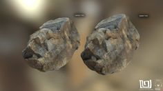 ArtStation - Granite Closed Rocks comparison - 30K vs. 5K, Guilherme Rambelli