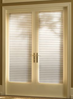 Roman Shades For French Doors Blinds Products Gallery