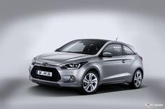 Hyundai i20 Coupe Revealed | Fly-Wheel