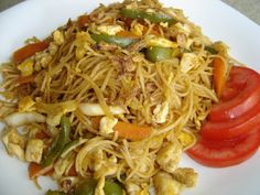 Tasty Indonesian Food - Mie Goreng Ayam