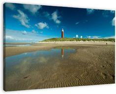 Texel, spot on op canvas, dibond of (ingelijste) poster print.