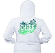 Cheer Zen Tangle Hoodie