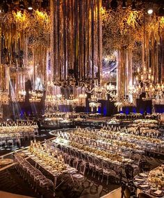 825 best OMG.2*MORE LUXE & OVER THE TOP WEDDINGS images on Pinterest ...