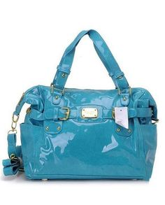 $57.29 - MICHAEL Kors Cynthia Medium Satchel Baby Blue -MICHAEL Kors bags Outlet,Cheap MICHAEL Kors bags Outlet Save Up To 80% Off