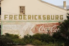 Fredericksburg, TX - awesome little Hill Country town (yes we have some hills in Texas!!)