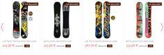 Guía para comprar tu tabla o fijación de snowboard + selección de material y cupones! http://tablasdesnowboard.es/