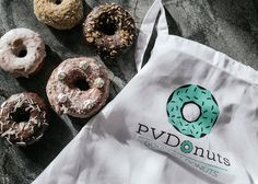 The Dish: PVDonuts Opening Specialty Doughnut Shop. Providence will welcome its first gourmet doughnut shop on Memorial Day weekend.