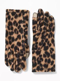 Go-Warm Performance Fleece Gloves for Women