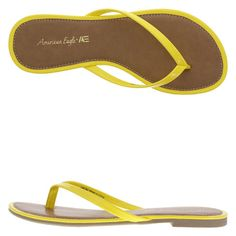 49ac27e1bcaad0 Womens American Eagle women s flat flip flop. I like these also ...
