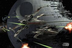 Star Wars-Death Star Posters - AllPosters.co.uk
