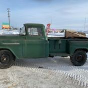 1949 5 Window Deluxe Chevrolet Pickup Truck 9' Foot Bed One Ton 3800 for sale: photos, technical specifications, description Classic Trucks For Sale, Chevy, Chevrolet, Retro Radios, New Tyres, New Carpet, Modern Retro, Pick Up, Pickup Trucks