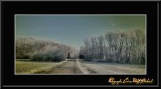 Snow in Haute Marne... by sweetie Carine by Artiste photographe -ERIC VILLEY-et-Carine