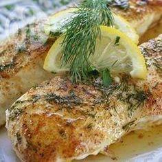 Lemony Baked Fish @ allrecipes.com.au