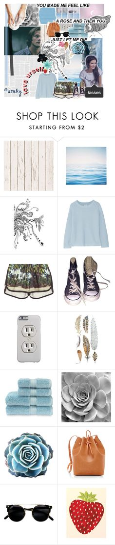 """""""#nvnbg / round one"""" by coffee-stained-kisses ❤ liked on Polyvore featuring Temps des Rêves, Madeleine Thompson, All Things Fabulous, Converse, Christy, PTM Images, Mansur Gavriel, Herbivore, nvnbg and battlesetsbyvi"""