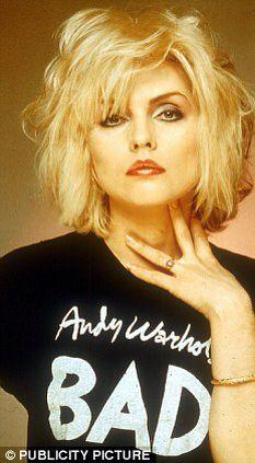 Debbie Harry, Andy Warhol's BAD Chris Stein, Iconic Album Covers, Women Of Rock, Blondie Debbie Harry, Birth Mother, Western Girl, Guitar Design, Musica