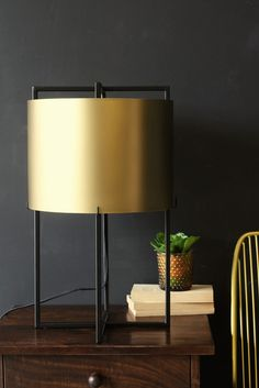 Cayan Metal Table Lamp from Rockett St George
