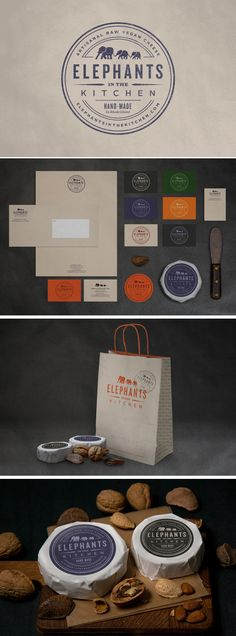 here's some real Elephants in the Kitchen João #identity #packaging #branding #marketing PD