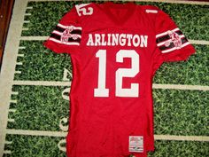 c29109921 VTG 1990 s Ripon Game Used Worn Football Jersey High School College For  Jock Jersey Patriots