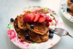 Fruit breakfast