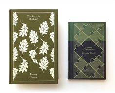 The new Penguin Non-Fiction Classics are mini cousins of the fiction 'Clothbounds' – Design by Coralie Bickford-Smith
