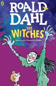 Title: The Witches, Author: Roald Dahl