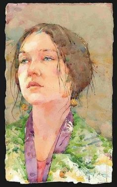 Ted Nutall Biography A graduate of Colorado Institute of Art, Ted is a figurative watercolorist whose painting ...