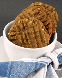 One Perfect Bite: Kona Coffee Cookies