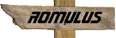 Romulus sign | Star Trek: The Next Generation | Neverwhere Signs