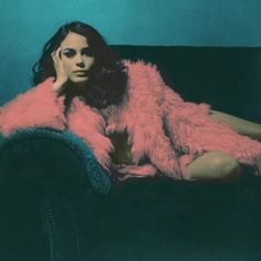 Image of Nathalie Kelley by Neil Krug | I just love this - the look, the model's style, the colors, the clothes. Everything.