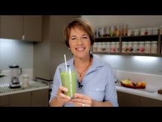 How to make a tasty and delicious green smoothie with Herbalife Formula 1 | Healthy Living Ideas - YouTube
