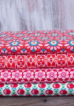 Surprise Surprise shirt Fall Flower rood - kleurenmix
