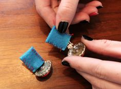 Lulu Frost | Onward, Lulu - DIY: Shoe Clips