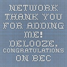 Network Thank you for adding me! DeLooze, Congratulations on becoming Member of the Week! Only one more day to vote for me! Help me become one of KING5's Best Local Musicians of Western WA! You do not have to be from Washington state to vote! Only an e-mail address! Please take the time to help make me a household name!   I truly love my Numubu Community! If I am not your friend here, I would really like you to add me to your network. God Bless you all! Let me know that you voted, so I can ....