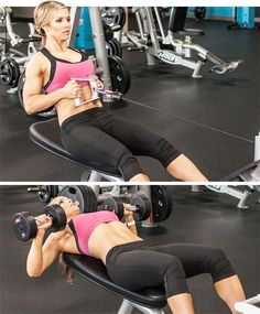 Kathleen Tesori's Total Upper-Body Workout - Bodybuilding.com