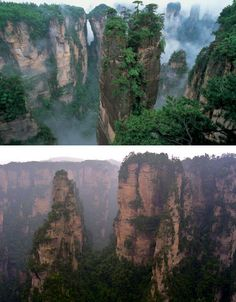 Impossible Pillars: Another Natural Wonder of the World