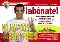 campaña de abonados david bisbal en Almeria