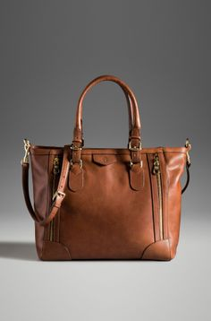 LEATHER BAG WITH DOUBLE FRONT ZIP - Bags & Purses - NEW SEASON - WOMEN - United Kingdom