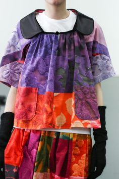 [No.45/69] tricot COMME des GARÇONS 2014~15秋冬コレクション | Fashionsnap.com