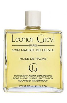 selber machen Leonor Greyl PARIS Huile de Leonor Greyl PARIS Treatment Before Shampoo for Dry Hair, Color Protection from the Sun & Water Organic Shampoo, Organic Oil, Loulou Robert, Pre Shampoo, Hair Shampoo, Cleopatra Beauty Secrets, Natural Bristle Brush, French Pharmacy, Deep Conditioning Treatment
