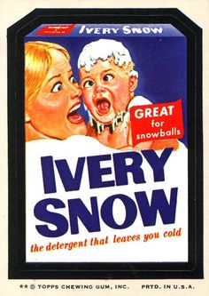 Ivery Snow 8th Series (1974)