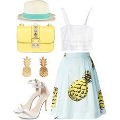 Pineapple&Sunshine/Valentino/Simplychicwithmarina