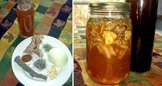 Excelente receta para fulminar un resfriado. - Vida Lúcida: Jengibre, cebolla, romero, salvia, rábano picante, ajo, pimienta cayena y vinagre de sidra de manzana