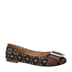 Oohh, would go great with black and brown pants! (and jeans, of course too!) FOSSIL® Categories Shoes: Maddox Signature Flat FFW4326