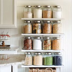 world market kitchen organization > a collection of #shelfies
